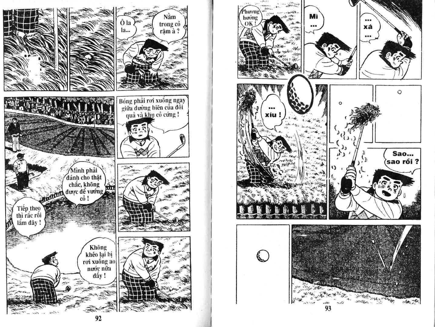 Ashita Tenki ni Naare chapter 46 trang 46