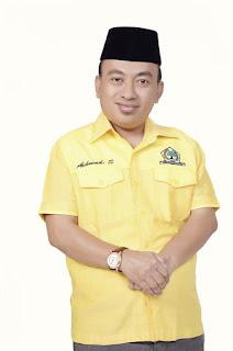 Ucapan Selamat Waketum DPP KNPI Pada Jajaran Pengurus DPD KNPI Jawa Timur 2018-2021