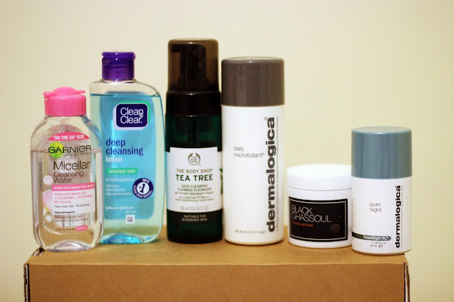 Daily skincare routine - Bridge of memories