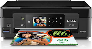 Epson Expression Home XP-430 Driver Printer Download