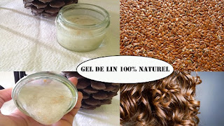 Comment préparer un gel de lin naturel pour hydrater les cheveux?