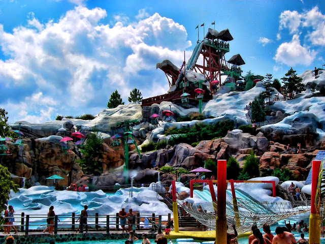Disney's Blizzard Beach Parque