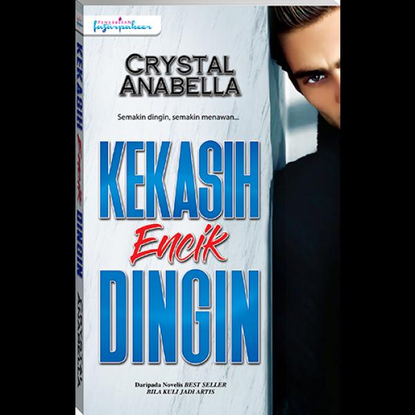 Novel Kekasih Encik Dingin Karya Crystal Anabella