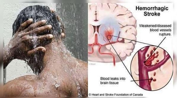Salah Cara Mandi, Anda Boleh Pitam & Kena Stroke Dalam Bilik Air!