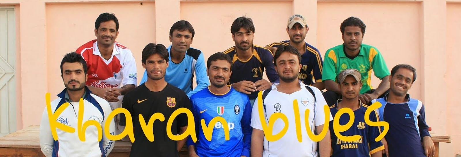 Kharan Blues Sports
