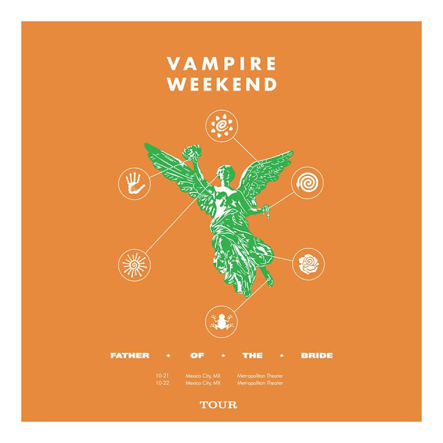 VAMPIRE WEEKEND EN MÉXICO