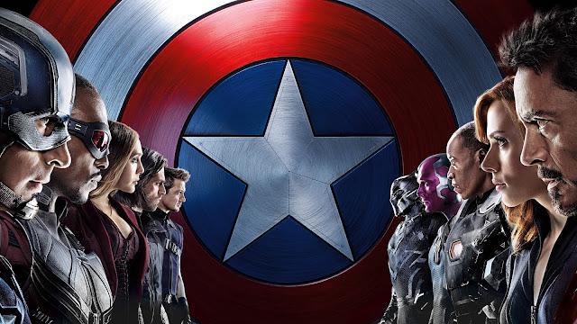 """UCI Cinemas abre pré-venda para """"Capitão América: Guerra Civil"""""""