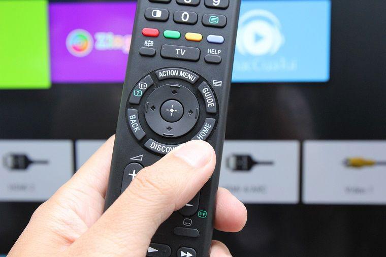 Cách kiểm tra thông tin Android tivi Sony 2015