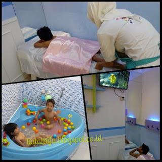 Ibu Hamil, Manjakan Diri di Mommy n Me Baby Spa Premium Bogor