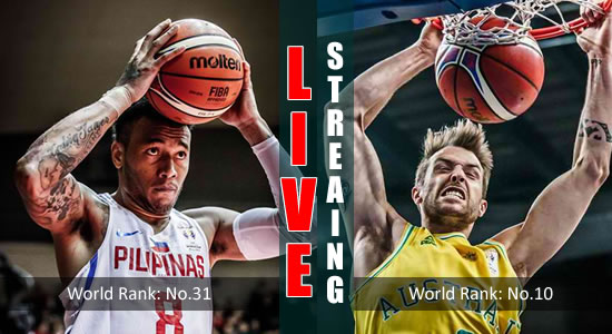 Livestream List: Gilas Pilipinas vs Australia game live streaming February 22, 2018 FIBA World Cup Qualifiers