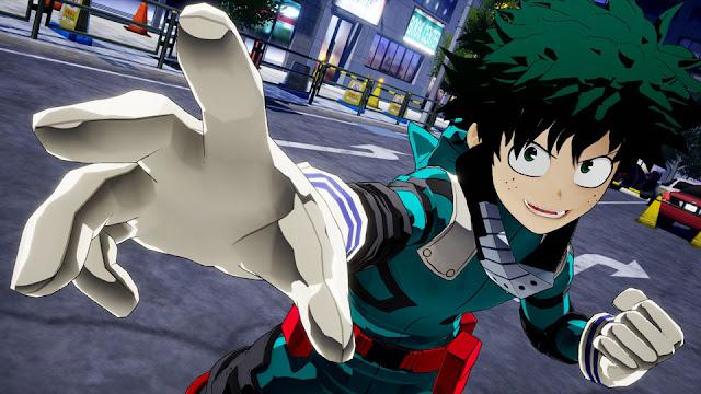 Boku no Academia Hero One's Justice
