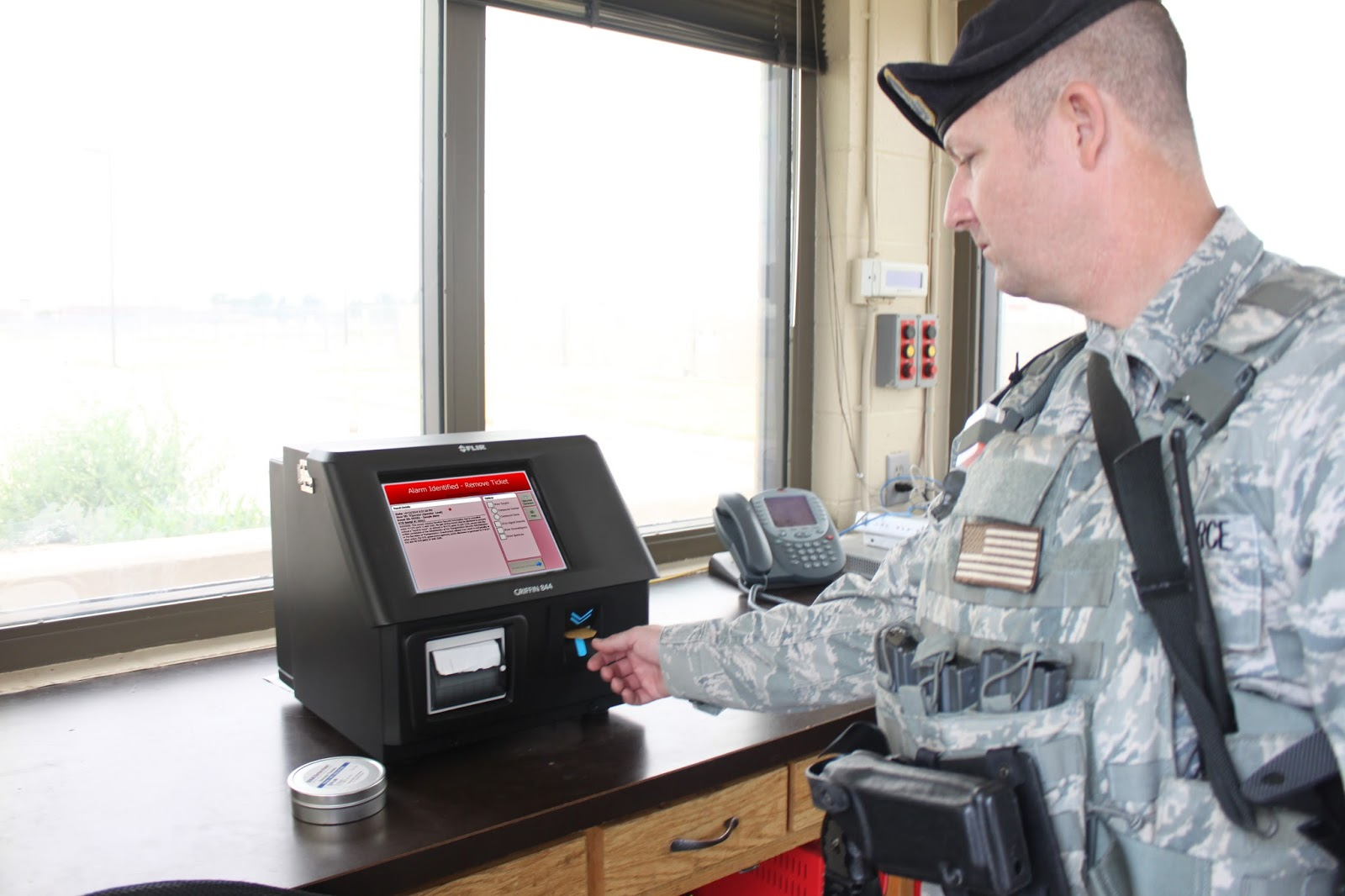 MILITARY TECHNOLOGY: MILIPOL 2015: Fast and Accurate, Next