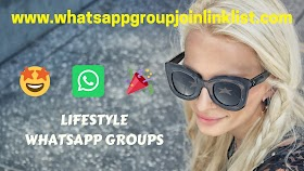 LifeStyle WhatsApp Group Join Link List