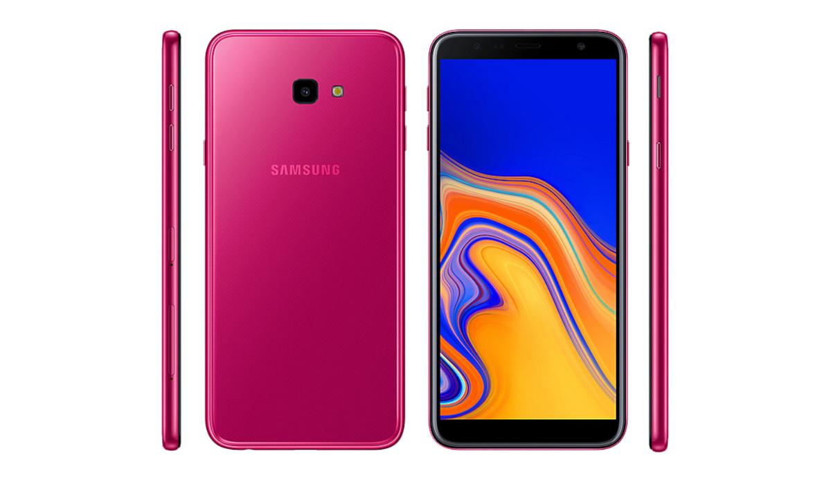 Samsung Galaxy J4+ Philippines, Samsung Galaxy J4+, Samsung Galaxy J4+ Pink