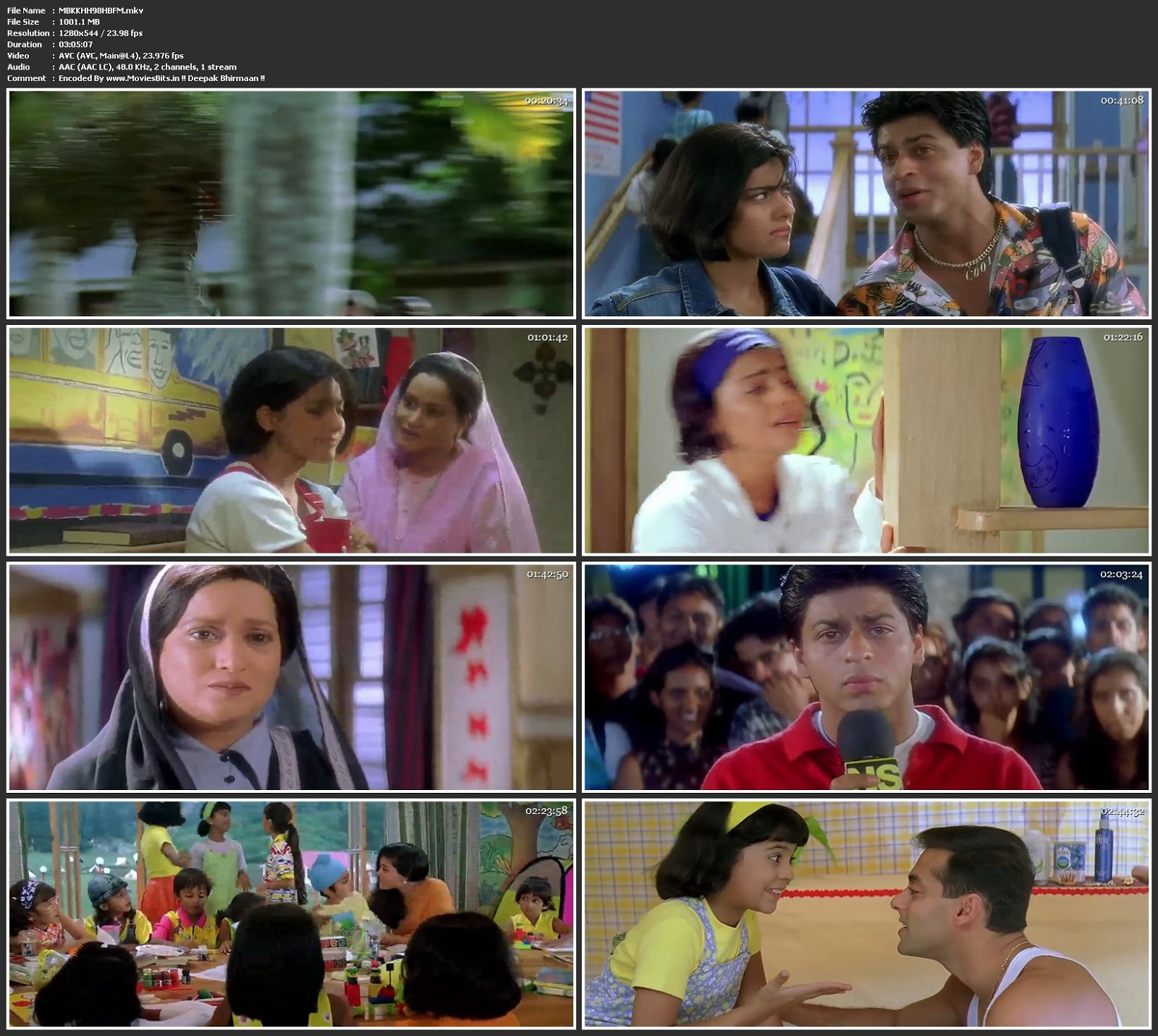 Imagenes De Kuch Kuch Hota Hai Film All Video Song Download