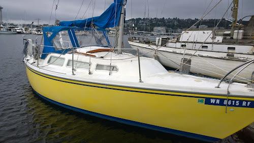 1977 Catalina 27 Sailboat Adventures