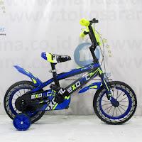 12 exotic bmx sepeda anak
