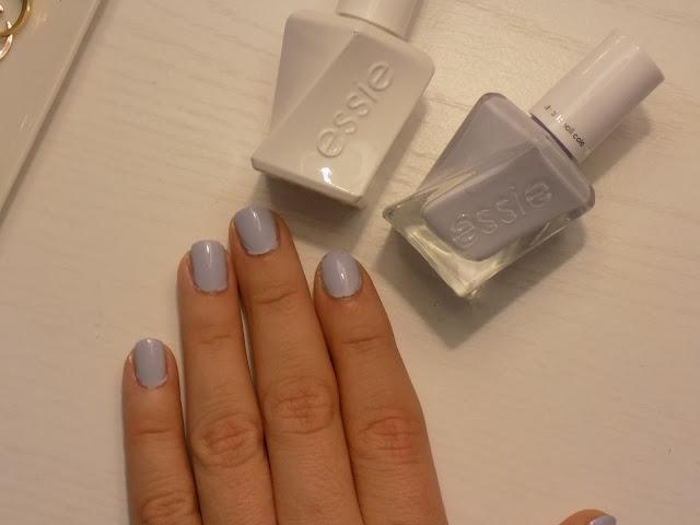 manicure monday-nail polish-royally pink-essie