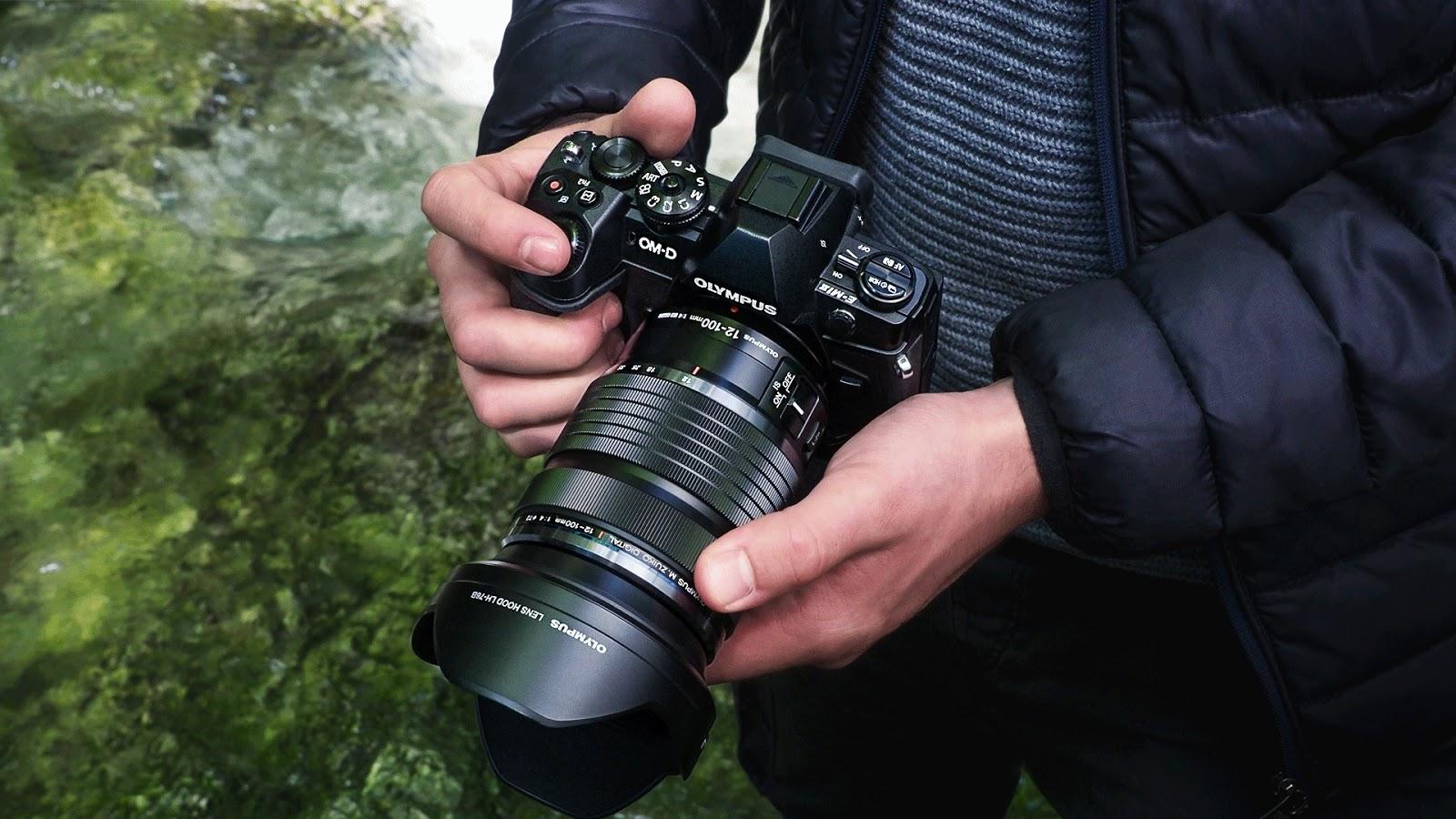 Park Cameras Blog: New firmware upgrades for Olympus OM-D E-M1 Mark