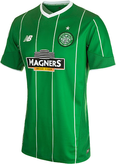 e5bb36e92 This is the new Celtic 2015-16 Away Shirt by New Balance.