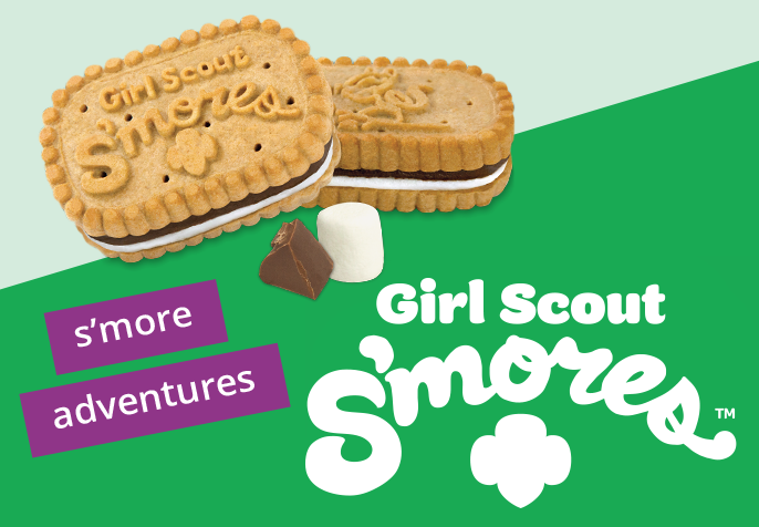 girl scouts of north central alabama new s mores cookie