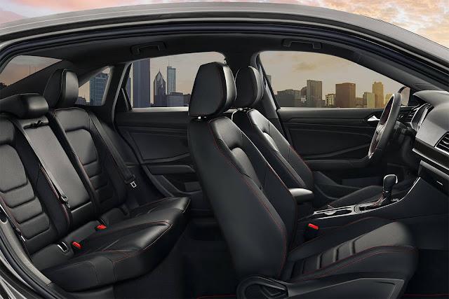 Novo Jetta 2020 2.0 TSI (GLi) -  interior