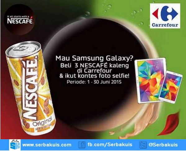 Nescafe Moment Carrefour