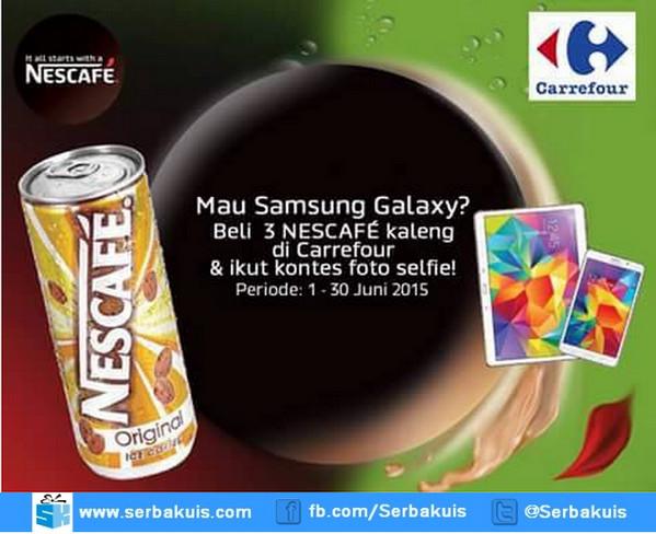 Nescafe Moment Carrefour