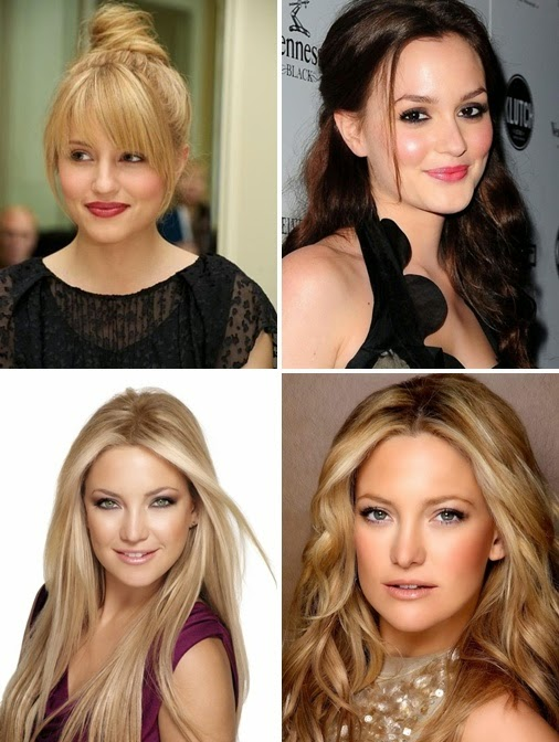 Long hairstyles for thin and fine hair