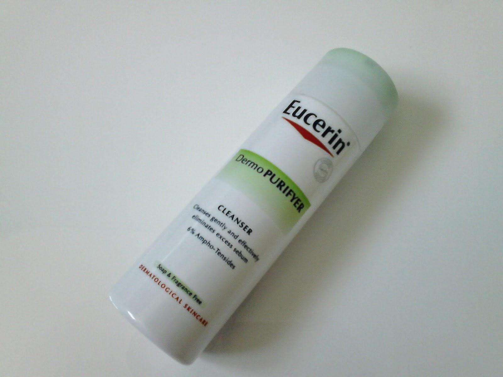 Eucerin DermoPurifyer Cleanser