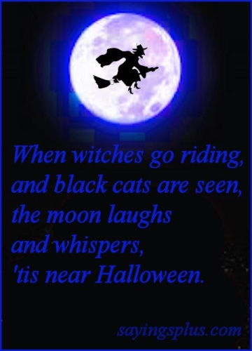 Happy Halloween Cards Printable Saying For Facebook Ecards