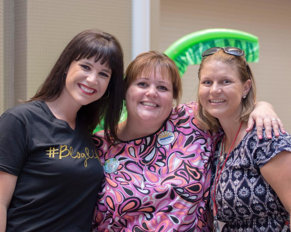 Fern Smith's Classroom Ideas: Florida Welcome Social at the 2016 TeachersPayTeachers Conference!