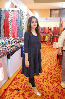Bollywood Actress Sana Khan Launches Aakrithi Exibition  0232.JPG