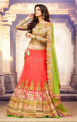 Indian-wedding-lehenga-blouse-designs-2017-for-bridal-2