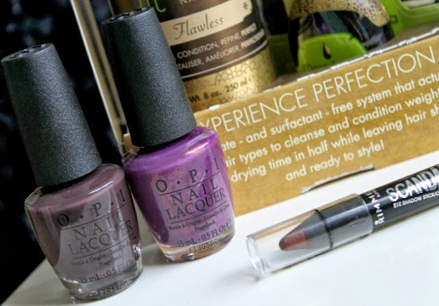 OPI Nail Polish Haul