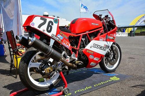 Ducati SS Racer