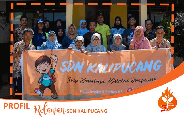Profil Relawan KI Brebes #3 SDN Kalipucang