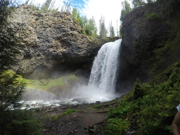 Mout Falls Canada