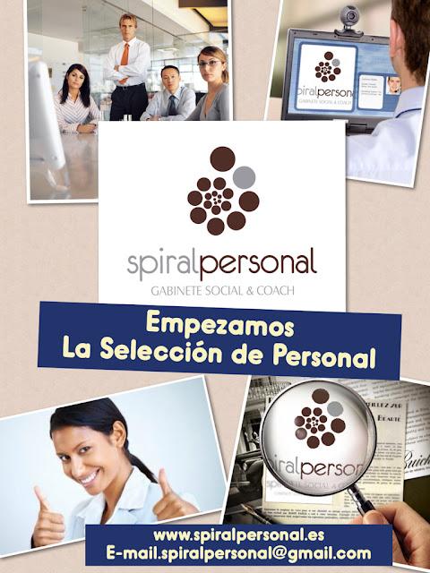 En Spiral Personal, buscamos Trabajador/a Social