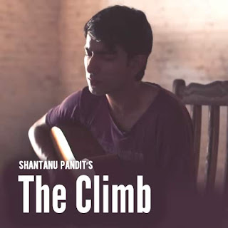 The Climb Lyrics - Shantanu Pandit