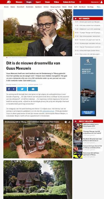 huis Guus Meeuwis