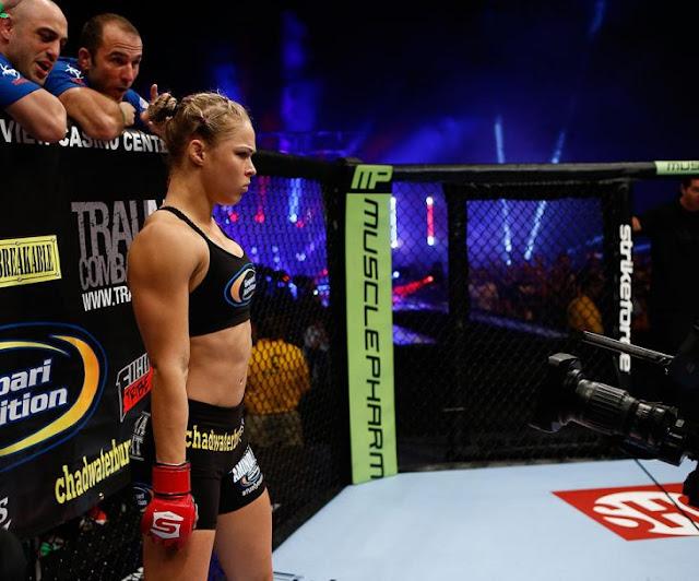 10 cosas que no sabías de Ronda Rousey