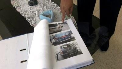 Dinas Perhubungan Manado ada 926 Motor dan 529 Mobil Digembos Dalam Sebulan