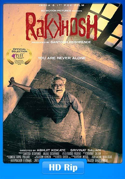 Rakkhosh 2019 WebRip Hindi 720p ESub x264 | 480p 300MB | 100MB HEVC