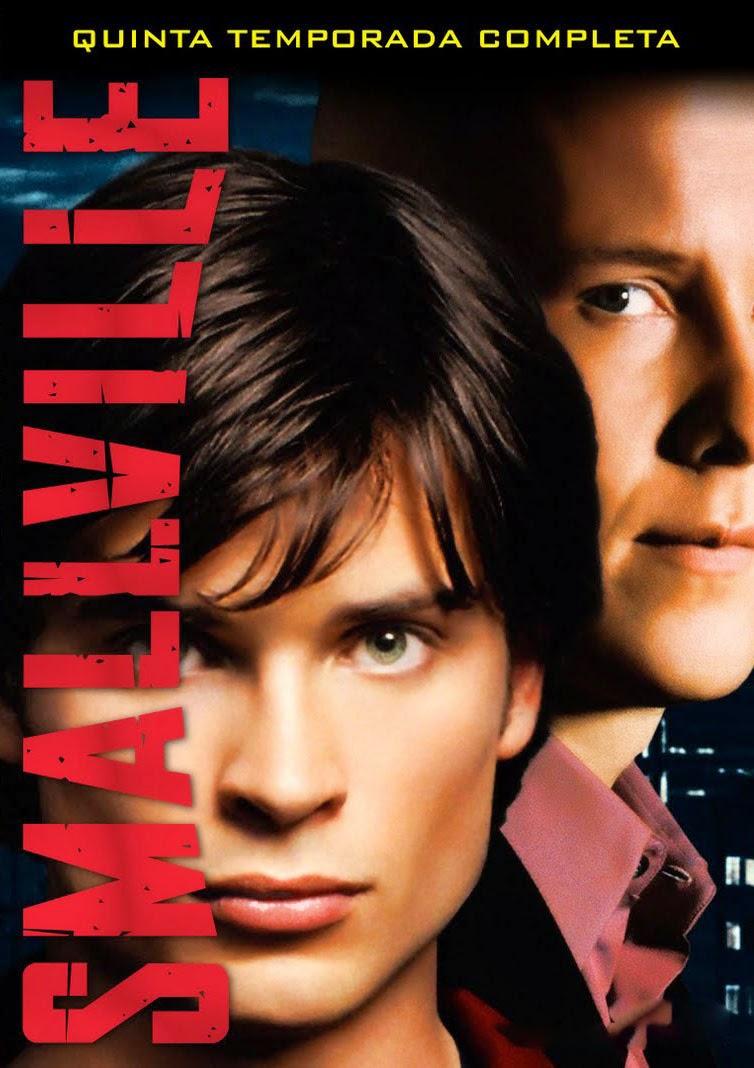 Smallville 5ª Temporada Torrent – Blu-ray Rip 720p Dublado (2005)