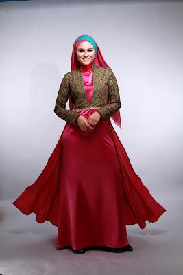 Trend Baju Lebaran Cewek HIjab Manis ivan gunawan zoya 2017 kerudung Trend Baju Lebaran Cewek HIjab Manis ivan gunawan zoya