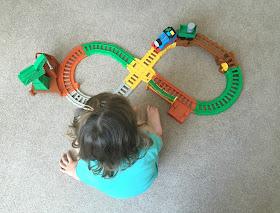 Thomas All Around Sodor Train Set Review