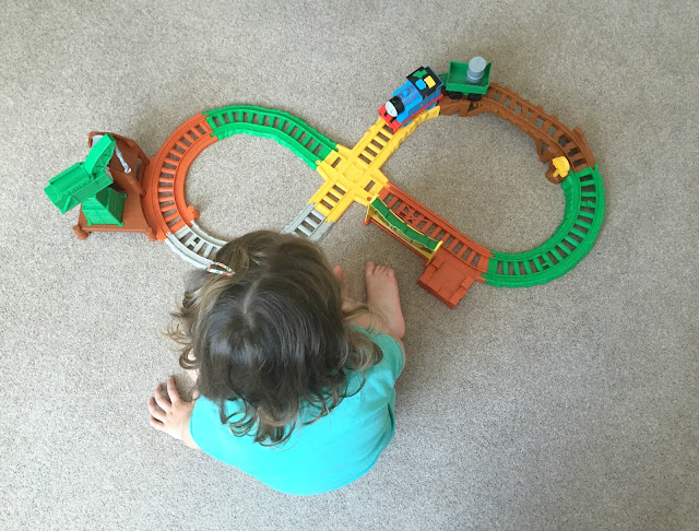 Thomas All Around Sodor Train Set Review