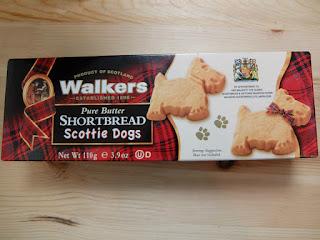 Walkers クッキーの写真です。