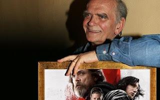 Ο Λευτέρης Παπαδόπουλος είδε και σχολιάζει το νέο Star Wars